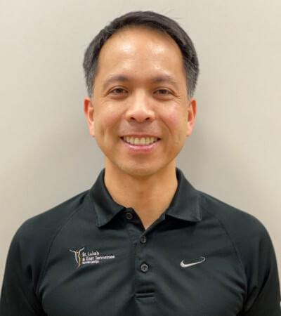 Cedrick Manalili, Physical Therapist