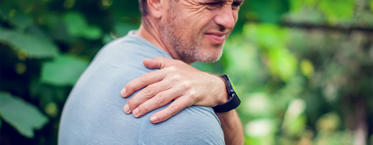 Shoulder Pain Relief Morristown, Newport, Kingsport, TN